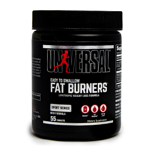 FAT BURNERS - 55 Tabs